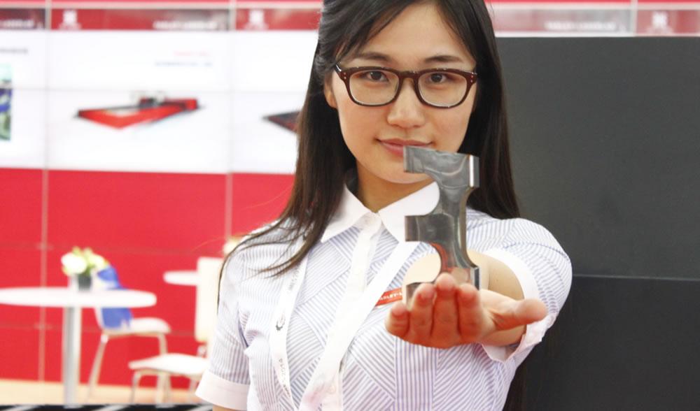 第12届国际机床工具展首日现场直击