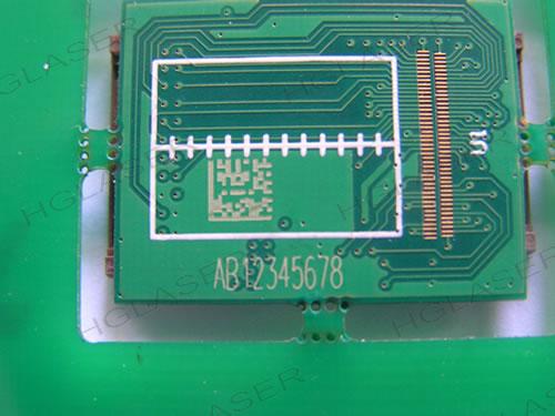 PCB板激光打标案例
