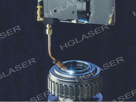 汽车齿轮激光焊接
