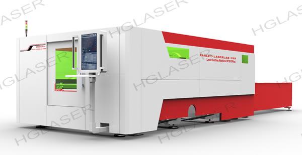 DF3015Plus数控光纤激光切割机