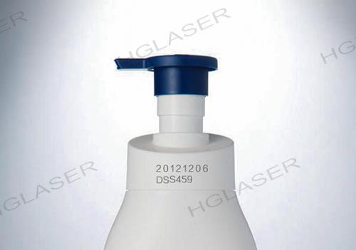 日化产品瓶体赋码