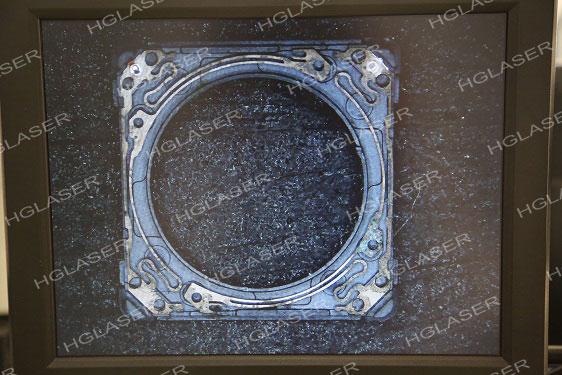 摄像头VCM马达焊接样品