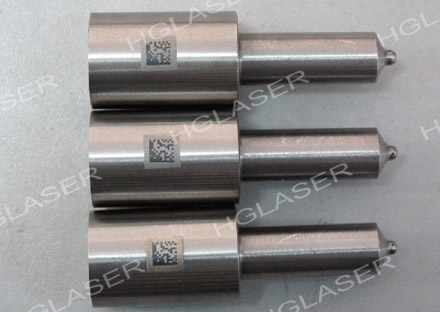 Power Switch Laser Marking