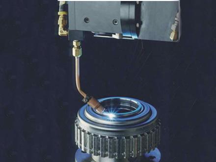 汽车齿轮万博manbetx官网地址焊接机