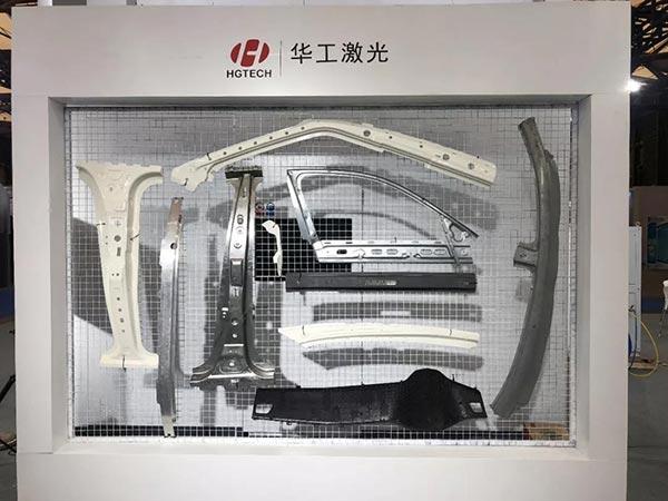 AUTOBOT3015三维五轴激光切割机