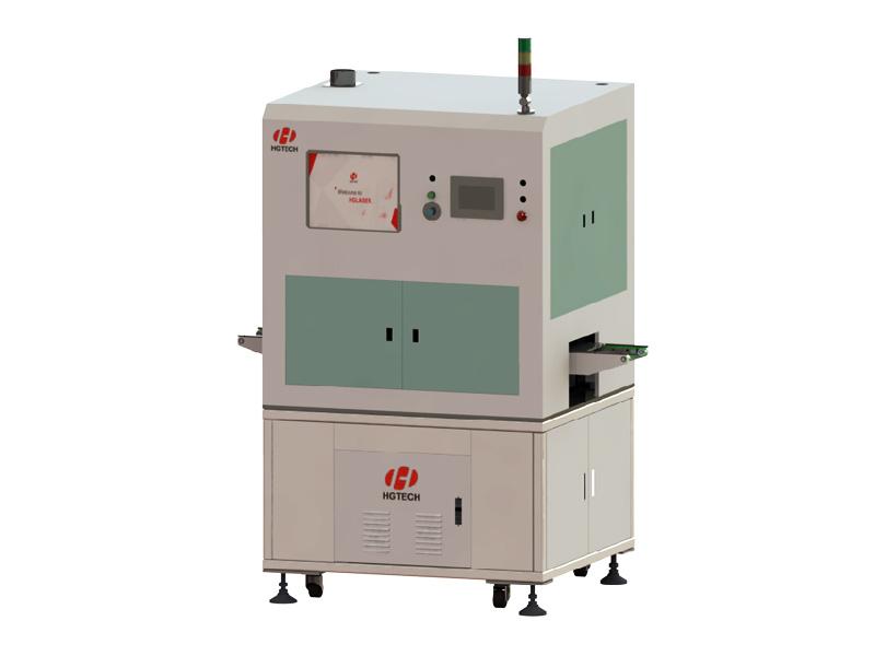 双工位在线式自动锡焊设备